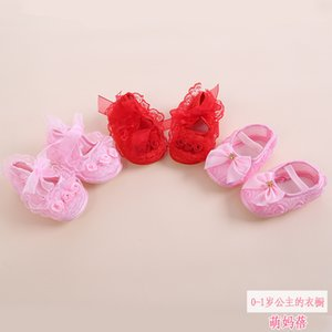 Spring New Toddler Shoes Wholesale 10 Yuan a Generation of Baby Clothes Spring and Summer Soft Bottom Princess Spring and Autumn
