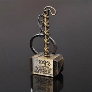 19 stili The Avengers Captain America Keychain Superhero Star Shield ciondolo portachiavi Accessori catena chiave dell'automobile Batman Marvel Key Chain jssl