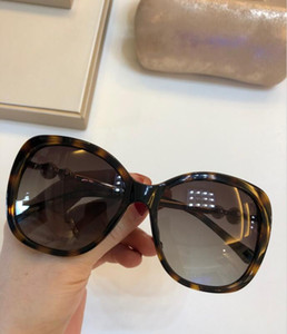 Neuer Art und Weise 5339 Männer Sonnenbrille einfache Mens Sonnenbrille populären Frauen-Sonnenbrille im Freien im Sommer Schutz uv400 Großhandel Brillen mit Fall