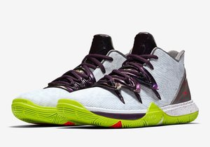 2020 Kyrie 5 Mamba Mentality kids for sale With Box best men women Basketball shoe store US4-US12