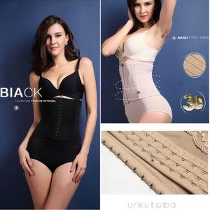 Femmes sans couture toupies taille haute minceur Tummy contrôle Corsaire Pantalon Pantie Slip Body Magic amincissants Lady Corset Sous-vêtements