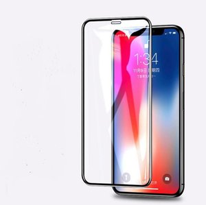 Clear Phone Tempered Glass For iPhone 11 Pro Max XS XR 6 7 8 Plus Screen Protector Films