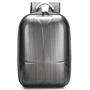 Expandir Spare Parts Hardshell Backpack saco de armazenamento para Xiaomi FIMI X8 SE dobrável RC Drone prata