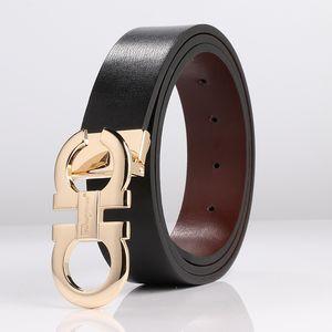Designer Men's Genuine Leather Dress Belt Alloy Pin Buckle Belt For Men Women Fancy Fashion Jeans