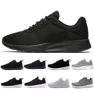London 1.0 3.0 Tanjun Run Chaussures de course hommes femmes noir faible Léger et respirant London Olympic Sports Sneakers Hommes Baskets Chaussure Décontractée