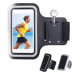삼성 플러스 암 밴드 전화 가방 케이스를 들어 아이폰 화웨이에 대한 완장을 실행 방수 체육관 스포츠