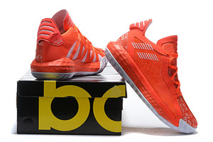 Yeni Damian Lillard VI Dame 6 Acımasız Basketbol Ayakkabı Sıcak Dame 6 Acımasız Spor Spor ayakkabılar Eğitmenler Boyutu 40-46