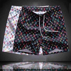2020 Men's designer beach shorts summer fashion beach pants men and women camouflage printed loose shorts