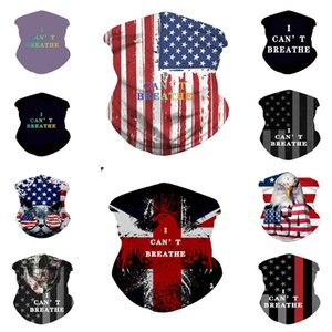 new I can't breathe mask Magic Scarf Riding outdoor cycling headscarf mask neck party supplies mouth facial cover Designer Mask T2I51048