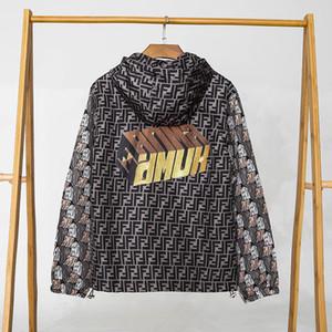 2020 toptan Erkek Giyim Homme Kapşonlu Sweatshirt Erkek Marka Tasarımcı Kapüşonlular High Street Baskı Kapüşonlular Sweatsh boyut M-XXL B101515T