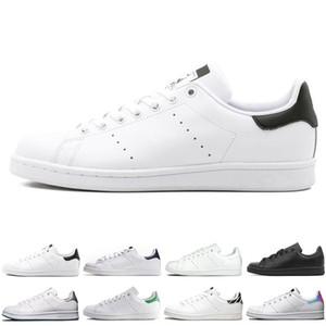 A8 2020 mujeres caliente! Estilo clásico Stan Smith zapatos de los hombres zapatos casuales 36-44 blanco musial Stan Smith zapatos del monopatín AIIT