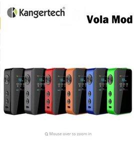 Kanger Vola 100W Box MOD Kit 2000mah Battery 1.3-inch TFT display Electronic Cigarette Vape Fits Vola Tank
