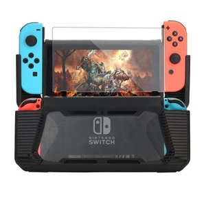 Case For Nintend Switch Hard Shell Protective Cover Case For Nintendo Switch Console NS With Screen Protector For Switch Case