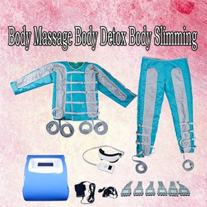 2020 calças pressoterapia Top Tecnologia Pressoterapia Infrared Drenagem Linfática máquina do corpo Detox corpo emagrecimento Para Salon Uso
