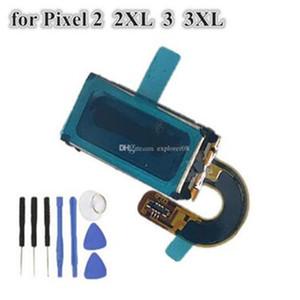Для Google Pixel 2 3 3A XL наушник Динамика Приемник Динамик сотового телефона Ремонт Замены пиксельной 2XL Speaker Cable Flex 1шт