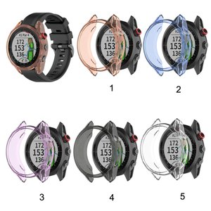 Protective case For Garmin Approach S62 watch accessories cover tpu shell for approach S62 case Wholesale Promotion