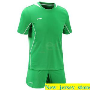 Лучшие пользовательские футбольные майки Бесплатная доставка дешевые оптовые скидки любое имя любое число настроить футбол рубашка размер S-XL 277