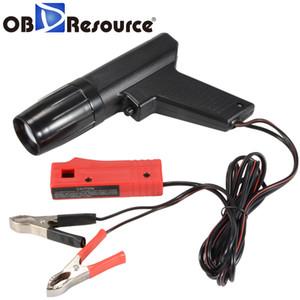 Motore a induzione induttivo della lampada dello stroboscopio della luce di sincronizzazione di 12V per la prova automobilistica della pistola di sincronizzazione della motocicletta del motociclo automobilistico