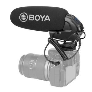 BOYA BY-BM3032 SLR Camera Phone Direct Plug Condenser Live Show Video Vlogging Recording Microphone