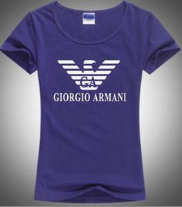 2020 NEW Cut Doodle Druck ARM-Druck-Frauen-T-Shirt beiläufige O-Ansatz Frauen-T-Shirt des neuen Entwurfs-Frau T Shirts Siebgedrucktem Brief Siebdruck 06
