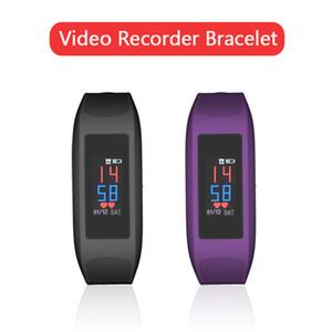 3hrs Video Long Fitness Bracelet HD Monitor Girl 1080p Cámara Pen Voice Audio Recorder Reloj Boy Class Smart Estudiantes Banda Grabación S TLKS