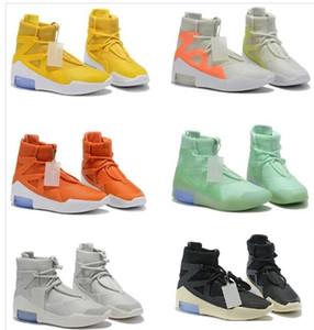 Dietro il disegno Timore di Dio 1 scarpe da basket 2020 negozio di New Stivali Sport Scarpe Sneakers yakuda Dropshipping Accettate