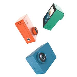 Xiaomi Youpin Seabird 4K 30fps Spor Kamera Yani ny Sensörü WIFI Eylem Kamera Desteği SDIO3.0 Mavi Turuncu 3006709