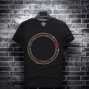 7XL Plus Size Designer verão Camiseta T-Shirt Itália Portrait Mens Verão Tees Luxo Beleza Padrão mangas curtas 20ss para mulheres Camiseta