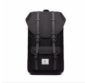 Paquetes de diseñador-Nueva llegada al por mayor precio de Herschel Mochila Bolsas Negro / azul / gris de alta Fashion Limited SportOutdoor