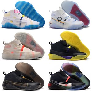 2020 New Arrvial Mens Mamba AD NXT FF Vast Grey Baskeball Shoes Day FastFit KB24 Luxury Designers Sneakers Trainers 40-46