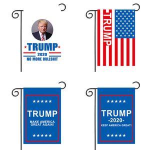 New Trump 2020 Flag Make America Great Again EE. UU. Jardín Banderas Banderas Banderas En Patio Exterior Césped WX9-1438
