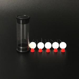 pic Coil Kit de réparation de pointe avec élément de chauffage Epaisseur Coil 5pcs avec Œillets et Aligment Jig intelligent Rig