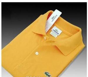 Hommes Polos Été T-shirts pour hommes Hauts Lettre de broderie T-shirt hommes Vêtements pour hommes polo à manches courtes T-shirt Tops S-6XL YU6