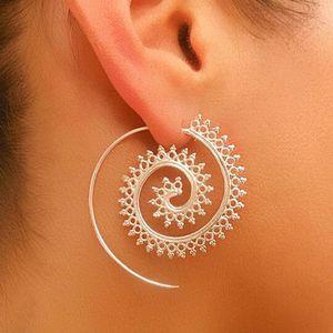 New Tribal Brass Ear Cartilagine Tragus Orecchino Falso Cheater Ear Calibri Plugs Piercing Taper Strechers Monili Del Corpo