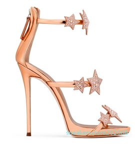 Designer Women black Heels Sandals Top Quality T-strap High-heeled Pumps 3 Colors Ladies Patent Leather Dress Single Shoes s06