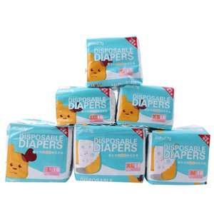 10PCS Bag Dog Diapers Diaper for Dogs Pet Female Dog Disposable Leakproof Nappies Puppy Super Absorption Physiological Pants