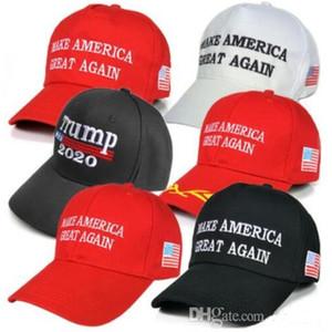 hot sale Make America Great Again Hat Donald Trump Republican Snapback Sports Hats Baseball Caps USA Flag Mens Womens Fashion Cap