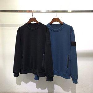 19SS Famous Mens Hoodies Langarm Männer Frauen Paare Lässige Sweater Schwarz Blau Mens Stylist Hoodie Größe S-XXL