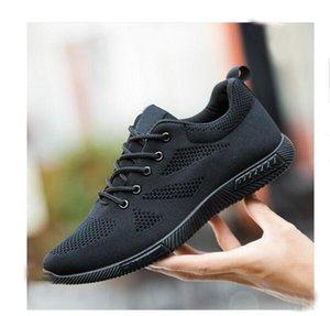 Chaussures hommes pied santé automne chaussures de marche respirant 2019 nouvelles chaussures de course occasionnels fond mou sport légère