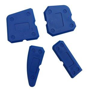 4 Pieces Selante Ferramentas calafetagem Kit Silicone Remover ferramenta de selagem para Frames Selante Seals