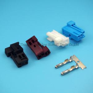 2 Pin weibliche höhen Stecker, Auto-Sound Hochtonhorn Stecker, Lenkungswahl Steckverbinder für Benz, Mercedes-Benz