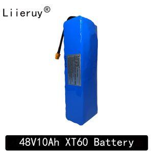 LiitoKala 48В 10ач 13s3p высокая мощность 18650 батарея электрический автомобиль электрический мотоцикл поделки батареи BMS предохранение от XT60 разъем