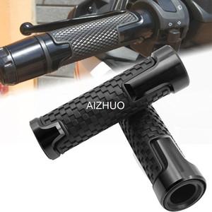 Принадлежности для мотоциклов Велосипед ручки Пластиковые алюминиевые рукоятками для MT25 YZFR25 R1 YBR125 YBR 125 TMAX TMAX 530 500 XP