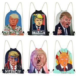 2020 sac à main de Trump Sac à dos Sac à bandoulière Trump Sac à dos d'embrayage en cuir Tote Trump Sacs 40780 # 240