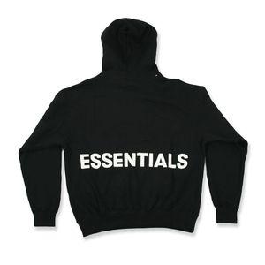 New Fear Of God Hoodie Hip Hop Street Sport Mens stylist Hoodies Fashion Essentials Pullover Sweatshirt