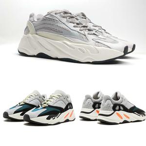 Kanye West 700 V2 Statik spor ayakkabı Erkek 3M Spor Dalga Unisex Kadın kadın Sneakers Yanardağın ayakkabı tasarımcısı OG Baba Ayakkabı eğitici