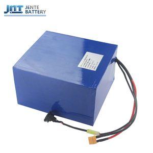 1,000w / 1,500w / 3,000w 모터 + BMS + 충전기 EU 미국 AU 충전식 72V 전기 자전거 배터리을 30ah 방수 배터리 팩 무료 배송
