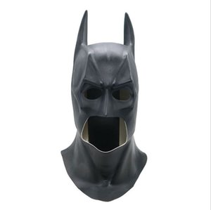 Natural latex Simplicity Fashion Prom Party Halloween COS Batman Party Mask Comfortable Handsome Environment Protection One Size Fits All 5