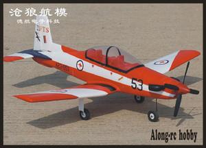 NEW EPO plano RC RC HOBBY 1200mm envergadura Pilatus PC-9 SE / PC-9 V2 400 CROSS MODELO RC plano (tener conjunto kit o conjunto PNP)