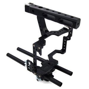 Caméra vidéo Cage Kit w / poignée pour Sony A7 A7R A7s II A6300 A6000